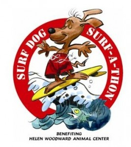 Surf Dog A Thon benefiting Helen Woodward